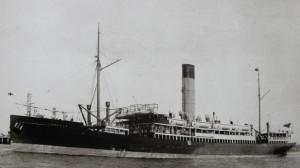 Yongala Ship